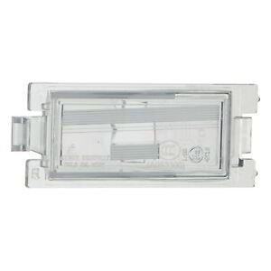 07-12 DODGE CALIBER LICENSE PLATE LAMP LENSE RIGHT SIDE OEM NEW MOPAR 5191810AB