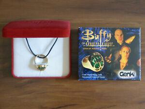 Buffy the Vampire Slayer Gem of Amara Prop Replica Ring Official Genki Wear