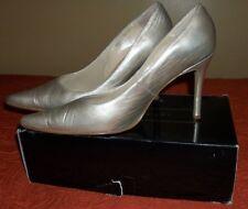 Colin Stuart Ladies Heels Size:10 Color:Gold
