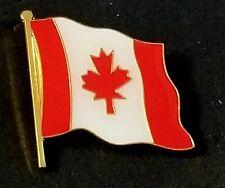 CANADA CANADIAN FLAG PIN BADGE