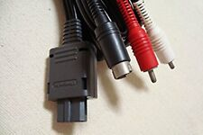 Nintendo 64 Official S-Video Cable SHVC-009 from Japan Game Cube Super Famicom