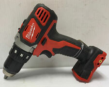 """Pre Owned - Milwaukee M18 18V 2606-20 Cordless Compact Drill 1/2"""" Driver"""