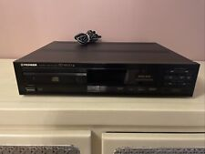 New ListingPioneer Pd-4100 Cd Player Compact Disc Player