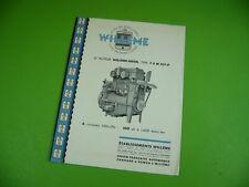 406ka2 prospectus (Brochure): Précisions: le K Willème Diesel Type F 4 M 517-p
