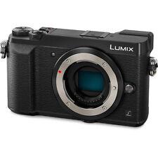 Panasonic Lumix DMC-GX85 Mirrorless 4K Digital Camera Body Black - DMC-GX85KBODY