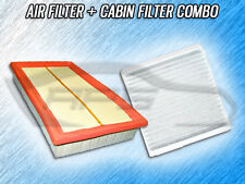 AIR FILTER CABIN FILTER COMBO FOR 2009 2010 2011 2012 2013 2014 FORD EDGE