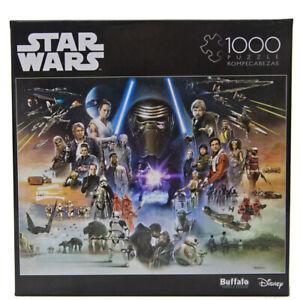 Star Wars Buffalo 1000 Pcs Puzzles~ If Skywalker Returns The New Jedi Will Rise