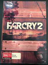 Far Cry 2 Limited Edition (Microsoft Xbox 360, 2008)