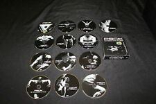 P90X Extreme Home Fitness 13-Dvd Set! Preowned!