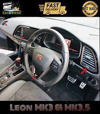 Eaziwrap Seat Leon Cupra FR MK3 &3.5 Interior Vinyl Pinstripe Sticker Kit COPPER