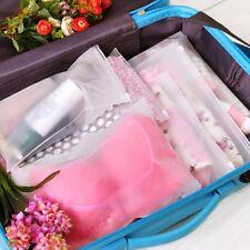 20*28CM Travel Bra Underwear Storage Bag Simple Design EVA Clothes Storage BagF5
