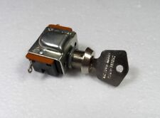 EF Johnson NEW Key & On/Off switch for the Desk KW Amplifier & 500 Transmitter