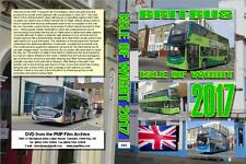 3567. Isle of Wight. UK. Buses. June 2017. A long awaited return with two long t