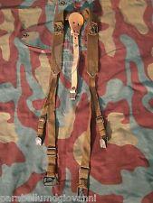 Spallacci tela originali Wehrmacht, tropical, economici original canvas straps