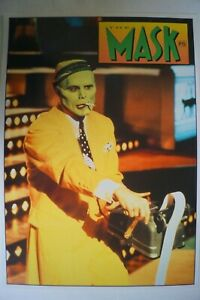 The Mask - Lobby Sheet - Classic Colour - Jim Carrey, Cameron Diaz, Peter Greene