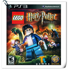 PS3 LEGO Harry Potter Years 5-7 SONY PLAYSTATION Action Warner Home Video Games