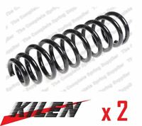 2 x KILEN FRONT AXLE COIL SPRING PAIR SET SPRINGS GENUINE OE QUALITY - 23600
