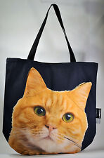 3D bag animal Cute & Unique Gift with GINGER CAT Handmade!
