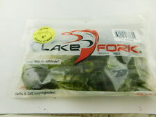 Hyper Freak 5 comte pack ail parfumée GREEN PUMPKIN LAKE FORK 6 in environ 15.24 cm
