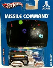 Hot Wheels 1:64 Pop Culture VIDEO GAME ARCADE FAST GASSIN - MISSILE COMMAND Car