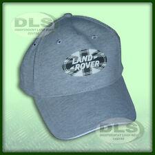 LAND ROVER - Grey Baseball Cap with Union Flag Logo (LACH015GMA)