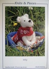 Toys Doll/Toy Crocheting & Knitting Patterns