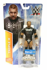 WWE MATTEL SUPERSTAR ingresso T-shirt TRIPLA H nel Regno Unito Nuovo WALMART STORE