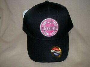 Grandma Gift.  Beautiful Embroidered Hat.  #1 Grandma