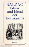 *b~ GLANZ und ELEND der KURTISANEN I - Honore de BALZAC  tb  (1977)