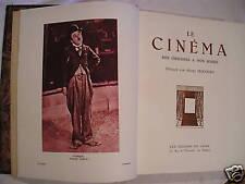 Livre ancien rare les spectacles cinéma des origines à nos jours Boris Bilinsky