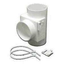 NEW LAMBRO 1700  WHITE PLASTIC DRYER VENT HEAT ECONMIZER KIT HUMIDIFIER 7891153