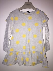 Girls Age 12-18 Months - Lovely Tunic Top From George
