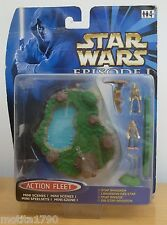 STAR WARS ACTION FLEET L'INVASION DES STAP 1999 MICRO MACHINES