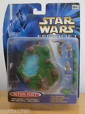 STAR WARS ACTION FLEET L'INVASION DES STAP 1999 MICRO MACHINES