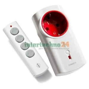Intertechno Wireless between connector IT-200L Dimmer in set with handheld transmitter