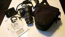 Nikon D3100 DSLR Kamera *TOP* 18-55mm Objektv Spiegelreflex digital