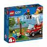 60212 LEGO CITY Barbecue Burn Out 64 Pieces Age 4+ New Release for 2019!