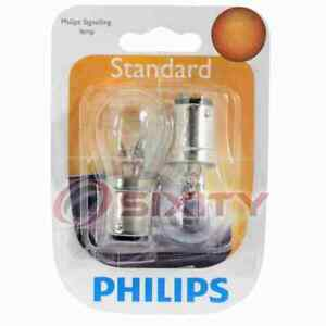 Philips Parking Light Bulb for Mitsubishi 3000GT 1994-1998 Electrical te