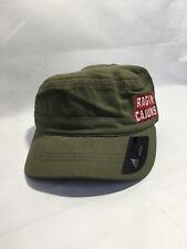 Louisiana-Layfayette Ragin Cajuns Adidas Womens Army Green Military Hat Cap NCAA
