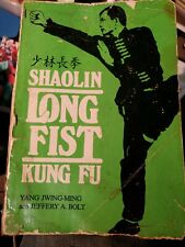 Shaolin Long fist king fu. Please see below.Condition issues