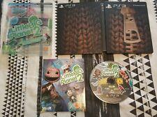 Little Big Planet 2 Edicion Coleccionista - Sony Ps3 Playstation 3 - Pal España
