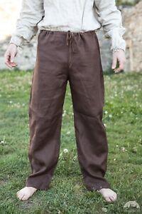 20% DISCOUNT! Men's Pants; Linen Pants; Classic Medieval Pants