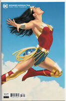 WONDER WOMAN #766 (JOSHUA MIDDLETON CARDSTOCK VARIANT) COMIC BOOK ~ DC ~ HOT