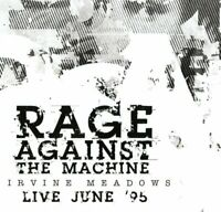 Rage Against The Machine - Irvine Meadows Live June '95 (2016) CD NEW SPEEDYPOST
