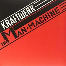 Kraftwerk The Man Machine LP Vinyl 33rpm 2014 Limited Edition