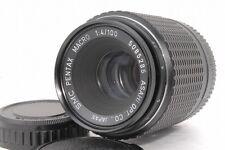 Exc+++ SMC Pentax 100mm f/4 f 4 macro PK Lens *5085285