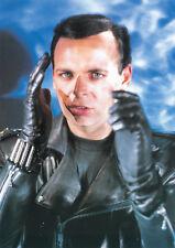 Gary Numan Colour Door Poster Leather #1