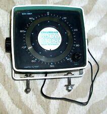 Vintage Columbian Aqua Probe High Intensity Portable Fish Finder Model CH-361