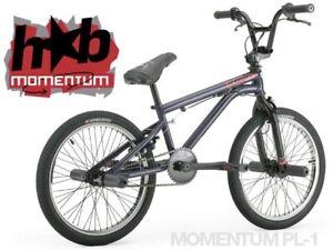 Hoffman Bikes Momentum Flatland Bmx mid-school freestyle Frame Only