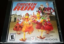 Chicken Run, EIDOS  (PC, 2000)